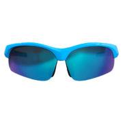 impress small glossy blue f